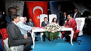 DEMOKRASİ NÖBETİNDE NİKAH - Kırşehir Haber
