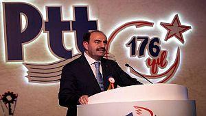 PTT 176. YAŞINI KUTLUYOR