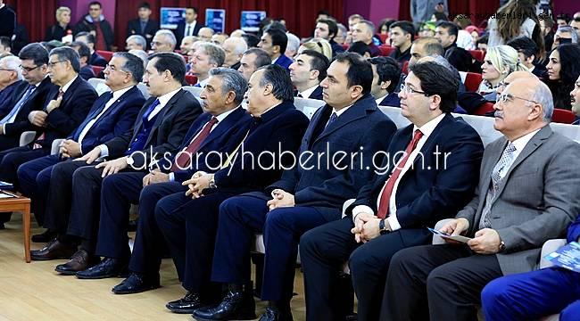Milli Şair Mehmet Akif Ersoy, törenle anıldı