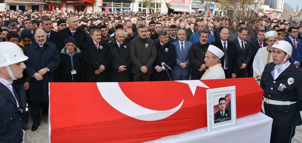 İSTANBUL DAKİ PATLAMA DA ŞEHİT OLAN NİĞDELİ POLİS SON YOLCULUĞUNA UĞURLANDI