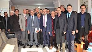 ORTAKÖY SGM' DEN MUHTARLARA YAPILANDIRMA SEMİNERİ