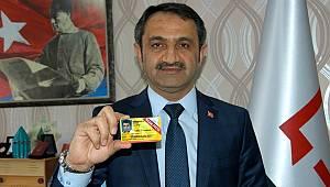 """2016'DA, 130 BASIN MENSUBU """"BASIN KARTI"""" SAHİBİ OLDU"""