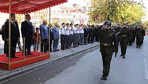 AKSARAY'DA 30 AĞUSTOS ZAFER BAYRAMININ 95. YILDÖNÜMÜ COŞKUSU