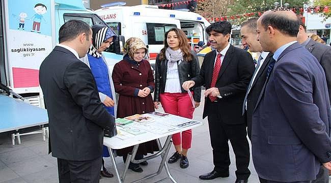 BU YILKİ TEMA 'İŞ YERİNDE RUH SAĞLIĞI'