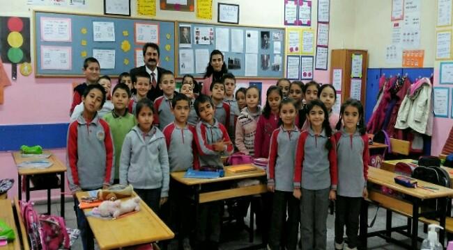 Aksaray'da Minik Bedenlerin Büyük Yürekleri