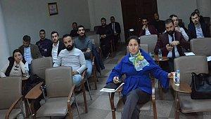 E-TİCARET EĞİTİMİ ATSO'DA DÜZENLENDİ