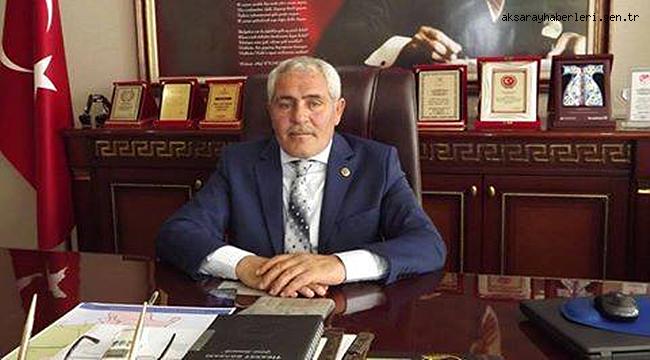 Eskil Belediye Başkanı Niyazi Alçay'ın Mevlid Kandili Mesajı