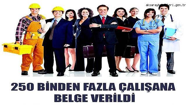MESLEKİ YETERLİLİK BELGESİ 81 MESLEKTE ZORUNLU HALE GELDİ