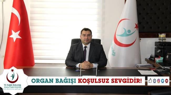 UZM. DR. CENGİZHAN KILIÇASLAN 'ORGAN BAĞIŞI KOŞULSUZ SEVGİDİR!'