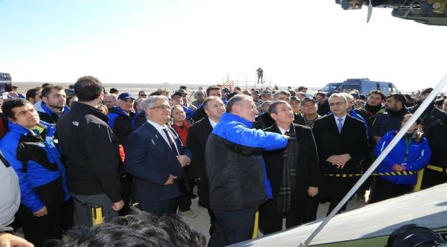 Milli gururumuz HİSAR Füzeleri Aksaray'dan ateşlendi