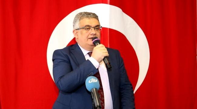 """VALİ AYKUT PEKMEZ'İN """"YAŞLILAR HAFTASI"""" MESAJI 2018"""