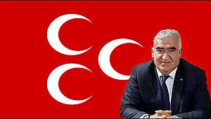 """MHP İL BAŞKANI RAMAZAN KAŞLI'NIN """"23 NİSAN 2018"""" KUTLAMA MESAJI"""