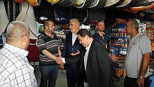 KAŞLI ''BİZİMDE CUMHURBAŞKANI ADAYIMIZ SAYIN RECEP TAYYİP ERDOĞAN'DIR''
