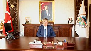 VALİ AYKUT PEKMEZ'İN '2018 YILI ENGELLİLER HAFTASI' MESAJI