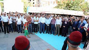 AKSARAY'DA 1. ULUSLARARASI EL SANATLARI TURİZM FESTİVALİ BÜYÜK İLGİ GÖRÜYOR