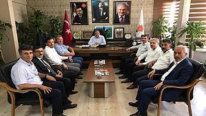 AKSARAY YEREL YÖNETİMLER İSTİŞARE TOPLANTISINDA BULUŞTU