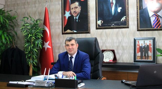 AK PARTİ İL BAŞKANI ALTINSOY 'TARİHTE KARA LEKE 12 EYLÜL DARBESİ'