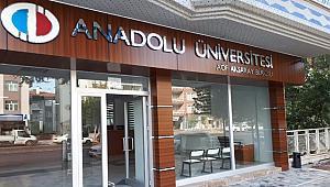 ANADOLU ÜNİVERSİTESİN'DEN İKİNCİ ÜNİVERSİTE FIRSATI