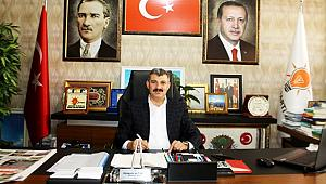 AKSARAY İL BAŞKANI ALTINSOY, 'AK PARTİ İKTİDARINA TÜRKİYE'NİN İHTİYACI VAR'