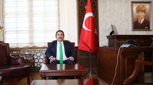 AKSARAY VALİSİ ALİ MANTI'NIN '10 KASIM ATATÜRK'Ü ANMA GÜNÜ' MESAJI