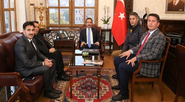 Aksaray'da 2019 Yılı Hava Sporları etkinlik planlamaları değerlendirildi