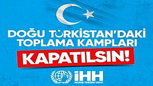 DOĞU TÜRKİSTAN'DA POLİTİK EĞİTİM KAMPLARI DRAMI SÜRÜYOR!
