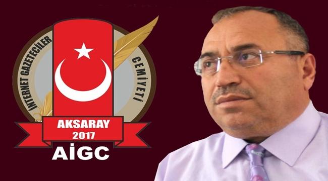 Mustafa Avcı 10 Ocak Çalışan Gazeteciler Günü Mesajı Yayınladı (2019)