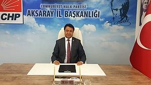 CHP İL BAŞKANI KOÇAK'DAN ORTAKÖY İTTİFAK AÇIKLAMASI