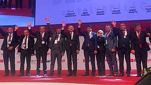CUMHURİYET HALK PARTİSİ ANKARA'DA AKSARAY ADAYLARINI TANITTI