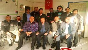 """Muhtar Adayı İsmail Meral, """"ESKİLDER'in faaliyetleri gurur verici"""""""