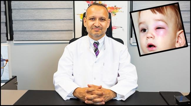 OP. DR. ÖZGÜR GÖZPINAR UYARIYOR 'ÇOCUKLARDA GÖZ ENFEKSİYONLARINA DİKKAT!'