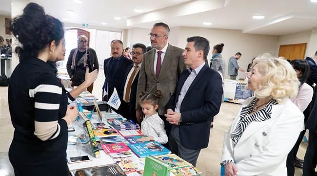 ULUSLARARASI ÇOCUK KİTAPLARI FESTİVALİ KAPADOKYA ÜNİVERSİTESİNDE BAŞLADI