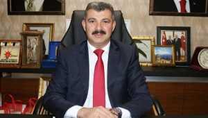 """AK PARTİ İL BAŞKANI ALTINSOY """"ENGELLERİ BİRLİKTE AŞIYORUZ"""""""