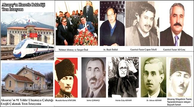 AKSARAY VE TÜRKİYENİN ORTAK KARA YIL DÖNÜMÜ 27 MAYIS!!!