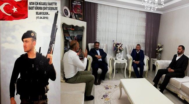 İHH'DAN AFRİKA'DA AKSARAYLI ŞEHİT POLİS ADINA SU KUYUSU