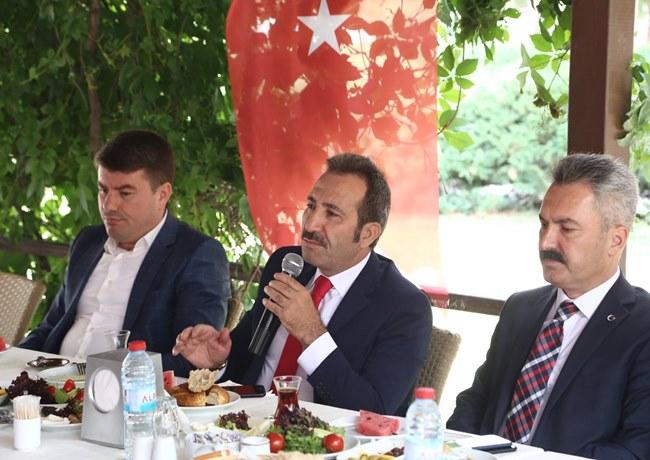 VALİ ALİ MANTI 'ENERJİMİZİ DOĞRU VE GÜZEL İŞLERE KULLANACAĞIZ'