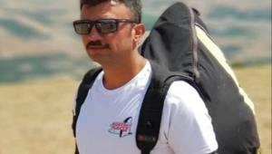 Aksaray'da Yere çakılan paraşütçü hayatını kaybetti