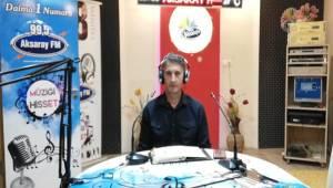 ULUSLARARASI YAMAÇ PARAŞÜTÇÜLERİ AKSARAY FM DE KONUK OLDULAR