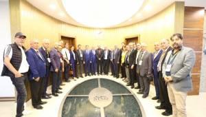 TGF Genel Başkanı Yılmaz Karaca, 'Anadolu Basını batıyor'