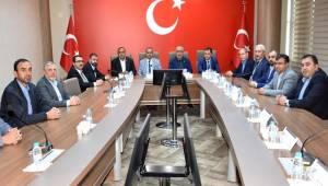 AKSARAYDAKİ STK'LARDAN DA BARIŞ PINARI HAREKATINA DESTEK
