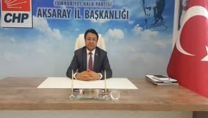 İL BAŞKANI KOÇAK 'TAŞPINAR BELEDİYESİNDE İŞÇİ KIYIMI YAPILDI'