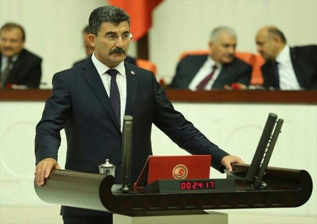 MİLLETVEKİLİ EREL 'PKK LI TERÖRİSTLERİN SİLAHLI MÜCADELESİNİ HAKLI GÖREN ANLAYIŞI LANETLİYORUM'