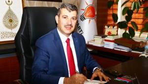 """AK PARTİ İL BAŞKANI ALTINSOY """"VAKIF ESERLERİNE SAHİP ÇIKIYORUZ"""""""