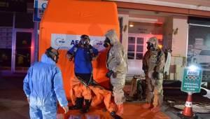 AKSARAY'DA BİR MAHALLE ABLUKAYA ALINDI! POLİS, AFAD OLAY YERİNDE...