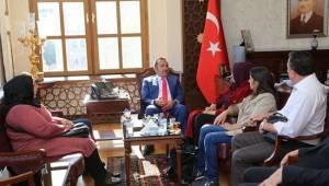 AKSARAY VALİSİ ALİ MANTI 'SORUŞTURMA BAŞLATILDI, KONUNUN TAKİPÇİSİYİM'