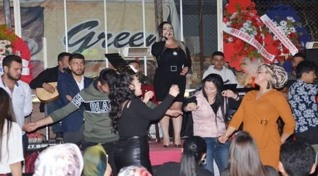 Kırşehir'de Havva Öğüt ile Muhteşem Açılış