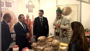 SOMUNCU BABA EKMEĞİ ULUSLARARASI FESTİVALDE TANITILIYOR