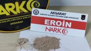 AKSARAY'DA TORBACI OPERASYONU 5 ŞÜPHELİ YAKALANDI