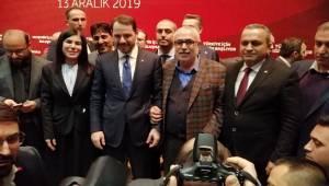 BAKAN ALBAYRAK'A AKSARAY'IN SORUNLARI İLETİLDİ