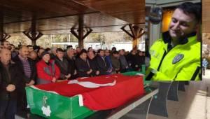 AKSARAYLI POLİS MEMURU SÜLEYMAN YIKILMAZ İNTİHAR ETTİ